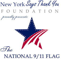 The National 911 Flag