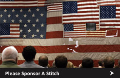 Sponsor A Stitch PSA