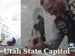 Utah State Capitol Stitch Story